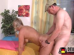 blonde german mature hot