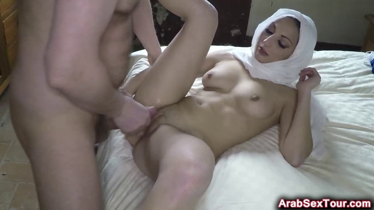 beautiful arabic girl sells her body for a place to sleep on gotporn