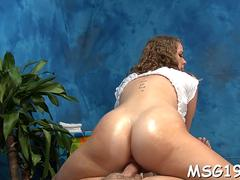 tanned sweetie enjoys dick ride feature movie 1