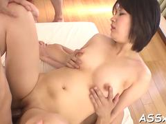 sizzling hot asian anal sex video clip 1