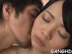 uncouth japanese group sex hard