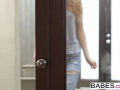 Babes - Butterfly Kisses  starring  Hayden Hawkens and Yippie Skip clip