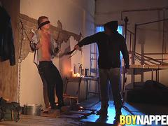 Chris Jansen gets punished by mature deviant Sebastian Kane
