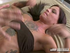 Hot Vendy Venus Erotic Massage in Public