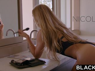 BLACKED Nicole Aniston Cant Get Enough BBC