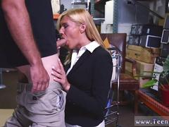 Milf lucky first time Hot Milf Banged At The PawnSHop