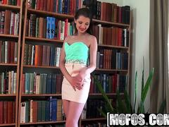 Mofos - Shes A Freak - Liona - Sweet Little Surprise