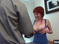 Busty Zoey Nixon gets her pussy drilled