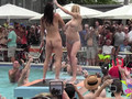 Wet and Naked Wet T Pool Party Fantasy Fest Rnd3