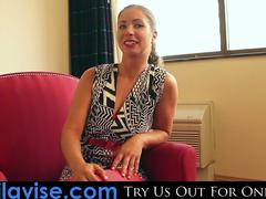 PHILAVISE-Philly girl Sabien comes to us for a good dick
