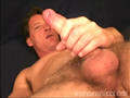 Mature Amateur Sean Jerking Off