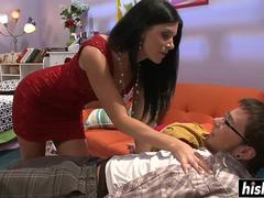 India Summer really likes hard anal