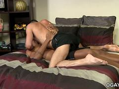 Big Dicked Gays Fuck Each Other