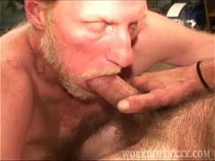 Amateurs Red Dawg and Herman Suck