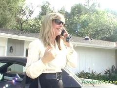 iAmPorn - Nina Hartley Fucks Best Friend's Son