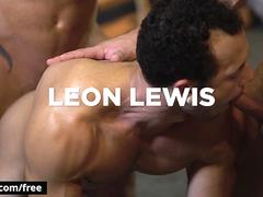 Bromo - Damien Stone with Leon Lewis Michael Roman at Whore Alley Part 4 Scene 1 - Trailer preview