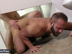 Men.com - Luke Adams and Tobias - For A Good Time Call Part 2 - Drill My Hole - Trailer preview
