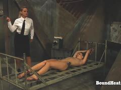 No Escape 2 Harsh Whipping And Punishment For Slave