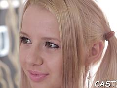 sweet teen fucks at a casting clip movie 1