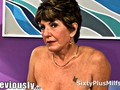 Horny Mature Takes Two Coks