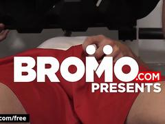 Bromo - Brendan Phillips with Shawn Reeve at Train Me Part 3 Scene 1 - Trailer preview