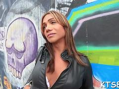 big shemales ass lanced by cock video segment 1
