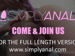 Simplyanal - Sharing Is Caring - Lesbian Anal