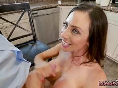 Download My Pregnant Mom And Milf Fucks Girl Borrowing Milk From My Neighbor