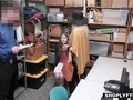 ShopLyfter - Granddaughter And Grandmother Duo Fuck LP Officer After Getting Caught Shoplifting