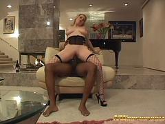 Big cock anal fuck with Daisy Mclane
