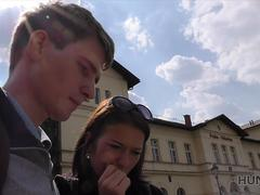 HUNtT4K. Hot sex in the capital of Czech Republic