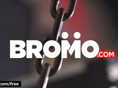 BROMO - The Lair Scene 1 featuring Bo Sinn and Jack Hunter! - Trailer preview