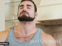 Men.com - Jake Porter and Jaxton Wheeler - Right In Front Of My Salad