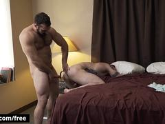 Cody Smith with Jaxton Wheeler at Abandoned Part 1 Scene 1 - Trailer preview - Bromo