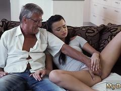 Daddy anal fucks partner cronys daughter What would you prefer  computer or your