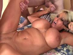 Tia Gunn is the belle of the ball when she shows up for