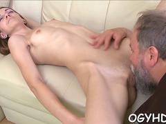 old nasty dude fucks  hole movie segment 2
