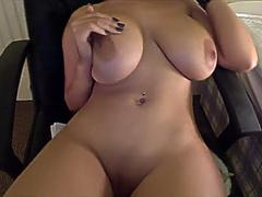 Sexual Big Saggy Breasts Prostitute