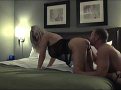 hotel couple amateur