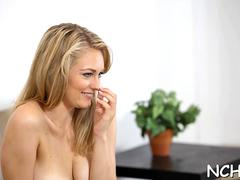 girls strip at the casting film clip 1