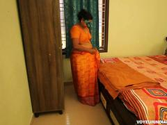Indian Bhabhi Ready To Get Fuck In Bedroom