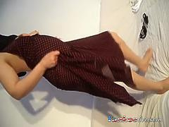sexy muslim hijab homemade ass and pussy twerk feature