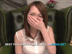 Amazing asian blowjob with sensual Rikka Anna  - More at javhd.net