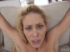 Milf mom caught masturbating Cherie Deville in Impregnated By My Stepplayfellows son
