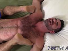 Gay men sucking toes and feet slave video Billy  Ricky In Bros  Toes 2