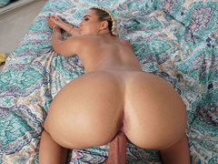PropertySex Curvy Rharri Round Busted and Fucked