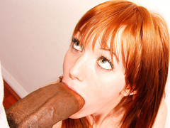 Teenie Beaue Marie banged by monster dick