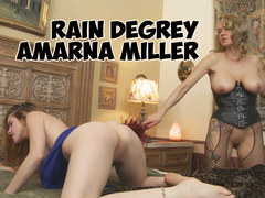 Rain Degrey wants to punish Amarna Miller